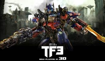Transformers 3 Mungkin Tayang 5 Agustus