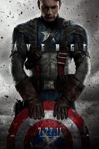 Captain America Tayang 9 September di Indonesia